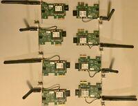 Lot of (8) Lenovo 03T8168 19k-A10-3000R PCIe Wifi Riser SFF card WPE8-134_V01
