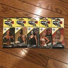 WCW Air Fresheners Sting Hulk Hogan Macho Man Goldberg Kevin Nash WWE ECW WWF