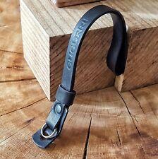 Cucurri Leder Handschlaufe Kameragurt aus italienischem Leder. Für Leica. Neu