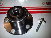 VOLVO C30 S40 & V50 1x NEW FRONT WHEEL BEARING HUB 2005-on + ABS & TRACTION DSTC