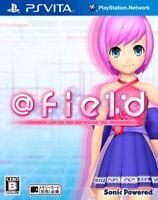 USED PS Vita @field Japan Import PlayStation