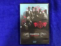 REBELDE RBD DVD CELESTIAL FAN EDITION