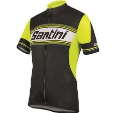 Santini Men Short Sleeve Cycling Jerseys