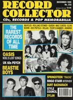 Record Collector Magazine Issue 232 December 1998 Oasis - Beastie Boys