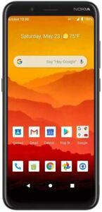 Cricket Wireless - Nokia C2 Tennen | 32GB | Prepaid Smartphone | Brand New