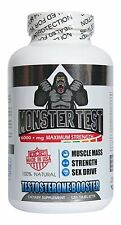 Strongest Testosterone Booster in the World GAINS & EXTREME SEX DRIVE 120 pills