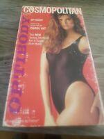 OPTIBODY - Cosmopolitan - CAROL ALT - VHS - Video - 1989 -Workout