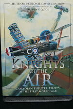 Ww1 Canadian German Knights Of The Air Fighter Pilots Of Ww1 Book