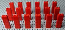 Lego Bricks Red 1x2 [3004] x90 VGC