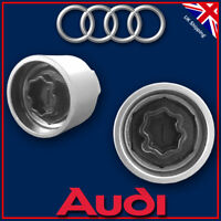 Audi Security Master Locking Wheel Nut Key 804 / D I 17mm Socket A6 A3 A4 A5 TT