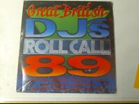 Great British Reggae DJ's & Singers Roll Call '89-Various Artists Vinyl LP 1990