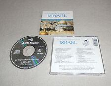 CD  20 Popular Folksongs from Israel  20.Tracks  1995  107