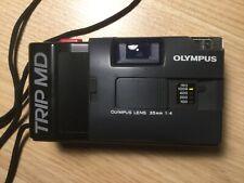 Olympus Trip MD 35mm Film Camera Lens 35mm 1:4