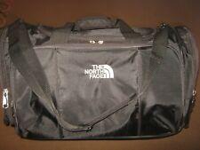 "North Face Thick/Soft Canvas Duffel Bag Black- 20"" x 12"" x 10"""