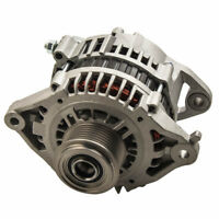 12V Alternator for Nissan Patrol GU Y61 ZD30DDTi 3.0L Diesel 01-15 7PV Pulley