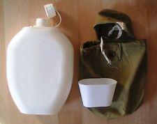 Soviet Red Army Tropical plastic flask canteen UdSSR Afghanisch Feldflasche