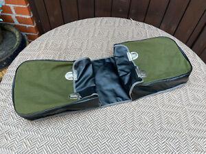 alte Satteltasche für Fahrrad Fahrradtasche DDR Packtasche Gepäckträger vintage