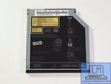 Lenovo ThinkPad T40 T42 T43 CD-RW DVD-ROM Optical Drive with Bezel 92P6581