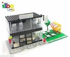 Bambini Kids edificio in mattoni BLOCCHI Costruzione Gioco Toys 336 PZ Build & Play