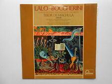 LP FONTANA 698.093 LALO BOCCHERINI Concertos Violoncelle Tibor de MACHULA