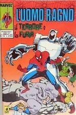 FUMETTO L'UOMO RAGNO STAR COMICS ANNO VII N.114 1993