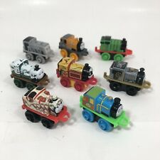 Lot Of 8 Thomas The Train Minis 2014 James Charlie Emily Percy Bash Dash Scruff
