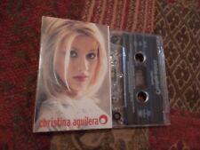 Christina Aguilera Snippet Cassette VERY RARE Promo Sampler Cassette