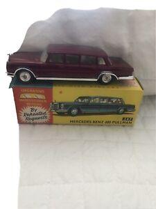Corgi Toys No. 247 Mercedes Benz 600 Pullman in Original Box