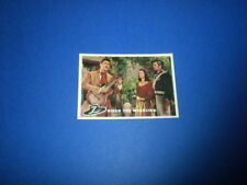 ZORRO #20 trading card 1958  TOPPS TV/Movie WALT DISNEY Guy Williams U.S.A.