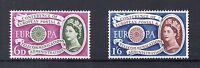 GB 1960 Commemorative Stamps~Europa.~Unmounted Mint Set~UK Seller