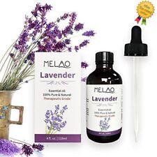 Diffuser Aromatherapy Lavender Essential Oil-100%Natural 118ml Therapeutic Grade