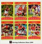 2010 AFL Teamcoach Trading Card Gold Parallel Team Set Sydney (11)