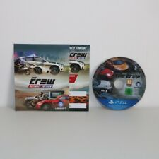 THE CREW - ULTIMATE EDITION - SONY PLAYSTATION 4 PS4 GAME