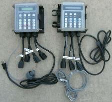 2 LOT Advantage Controls MCFB and LCFB-2E water chemical meter Controllers