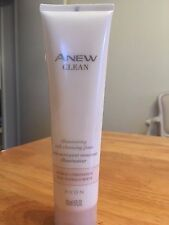 AVON ANEW Clean RICH CLEANSING FOAM Full Size 5.0 fl oz Normal / Combination