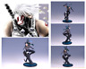 Anime Naruto Shippuden Dark part Kakashi PVC Action Figure Figurine Toy Gifts