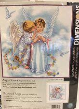 "Dimensions Counted Cross Stitch #35134 ""Angel Kisses"" KIT NIP"