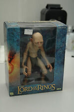 Lord of the rings smeagol 1/4 scale action figure NUOVO