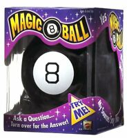 NEW Ball 8 Magic Mattel Toy Game Fortune Free Eight Shipping Fun Classic Vintage
