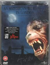 Movie Dvd - An American Werewolf In London 21st Anniversary Pre-Owned Universal