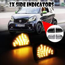 2Stk Seitenblinker Blinker LED für Mercedes-Benz Smart W451 FORTWO A4519067800
