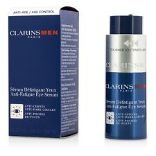 NEW Clarins Men Anti-Fatigue Eye Serum 0.7oz Mens Men's Skincare