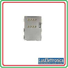 LETTORE SIM CARD PER SAMSUNG GALAXY TAB P1000 P3100 P6200