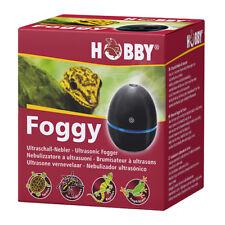 Hobby Foggy; Vernebler Ultraschall Nebler für Terrarium; Nebelgenerator Mini