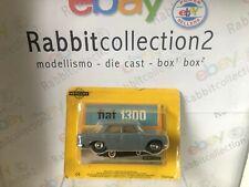"""Die Cast """" Fiat 1300 """" Scale 1/48 Mercury Hachette Usc. 22"""