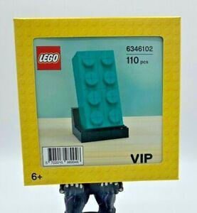 Lego Seasonal VIP - 2x4 Legostein Baustein Brick 2020 (6346102) NEU & OVP