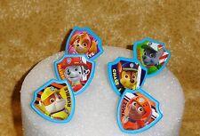 PAW Patrol,Ruff Ruff Rescue,Cupcake Ring,Plastic,DecoPac,Multi-Color,
