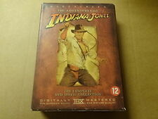 4-DVD BOX / THE ADVENTURES OF INDIANA JONES