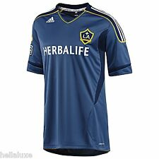 nwt-Adidas LOS ANGELES LA GALAXY Soccer Jersey MLS USA Football Shirt~Men Sz Lrg