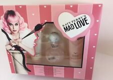 Katy Perry Mad Love Eau De Parfum Shower GEL and Body Lotion Gift Set